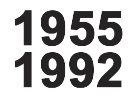 1955-1992