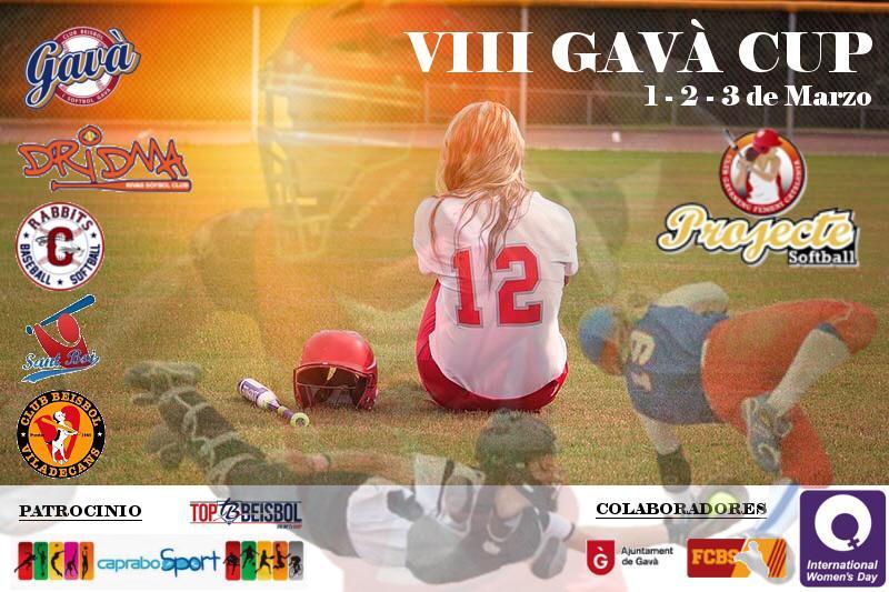 Cartel Gavà Cup 2019